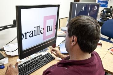 L'augmentation de la taille des caractères à l'ordinateur