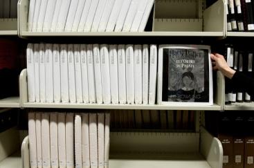 Les 18 volumes du livre Harry Potter et l'Ordre du phénix