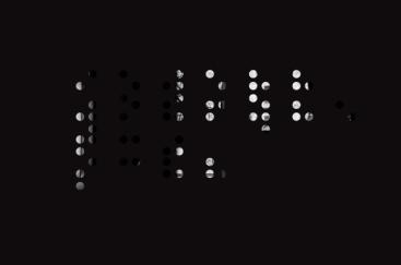 Braille, ombres et lumière