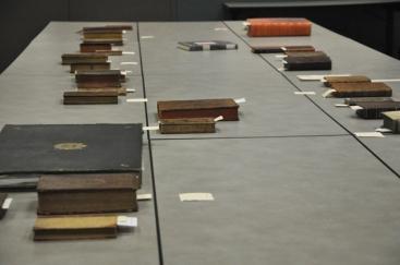 Livres rares, collection de la BAnQ