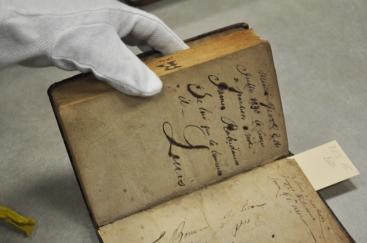 Signatures manuscrites