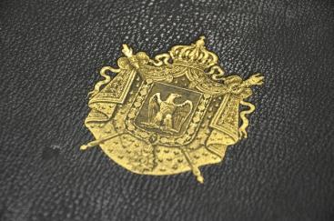 Super Libris, écusson de Napoléon III