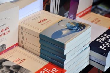 Les demi jaquettes de Gallimard