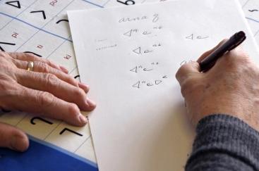 Explication des signes diacritiques