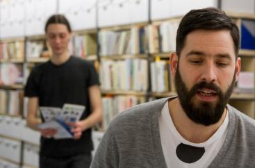 Anouk Pennel et Raphaël Daudelin, fondateurs du studio Feed