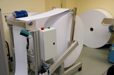 Imprimante Braillo 400 (Institut Nazareth et Louis Braille)