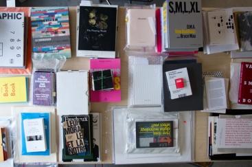 Sélection de livres pour l'exposition