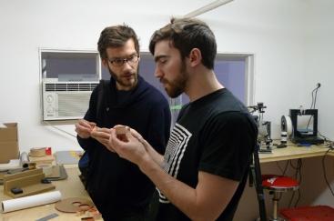 Simon Marcotte et Philippe Savard chez Robocut