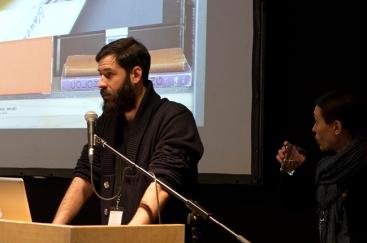 Raphaël Daudelin et Anouk Pennel du studio Feed