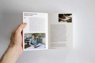 Grille typographique et mise en pages