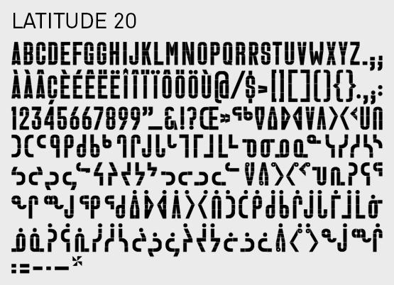 Latitude20
